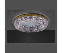 Потолочный светильник La Lampada PL 1121/10.26   Хром (пр-во Италия)