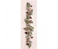 Потолочная люстра Passeri  PL.6380/7 Dec.05  Зеленый (пр-во Италия)