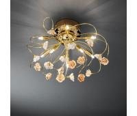 Потолочный светильник Kolarz 1307.19.3.R1R  Золотой (пр-во Австрия)