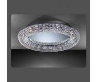 Потолочный светильник La Lampada PL 1121/16.02   Хром (пр-во Италия)
