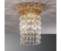 Потолочная люстра Nervilamp 0620 French Gold  Французское золото (пр-во Италия)