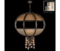 Подвесной светильник  Fine Art Lamps 600340-2ST  Серебро (пр-во США)