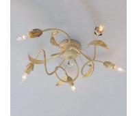 Потолочная люстра Doge Luce  DOGE LUCE Venice 859PL5X8 Ivory Gold  Бежевый (пр-во Италия)