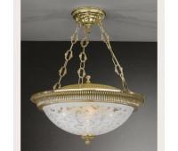 Подвесной светильник  Reccagni Angelo PL 6312/4  Французское золото (пр-во Италия)