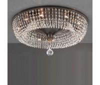 Потолочный светильник Paderno Luce PL 2790/10.40  Бронза (пр-во Италия)
