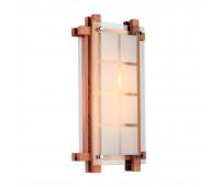 Настенно-потолочный светильник  Omnilux OML-40511-02  Натуральное дерево (пр-во Китай)