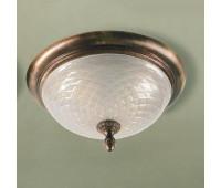 Потолочный светильник IL Paralume Marina 799  Бронза (пр-во Италия)