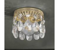 Точечный светильник Reccagni Angelo SPOT 6100  Французское золото (пр-во Италия)