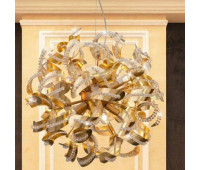 Люстра DOGE LUCE Venice 0903L10X6 Gold  Хром (пр-во Италия)
