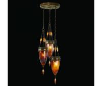 Подвесной светильник  Fine Art Lamps 608640-2ST  Состаренная бронза (пр-во США)