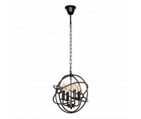 Подвесной светильник  Loft IT LOFT1192-4  Темно-коричневый (пр-во Испания)
