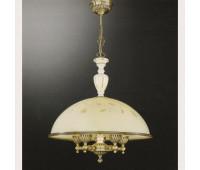 Люстра Reccagni Angelo L 6808/48 cm.  Бронза (пр-во Италия)