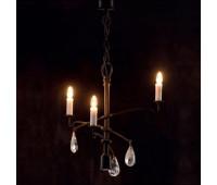 Подвесной светильник Robers HL 2637-K  Состаренная медь (пр-во Германия)