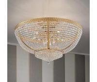 Потолочный светильник Masiero VE 831 PL12  Золото (пр-во Италия)