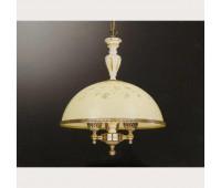 Люстра Reccagni Angelo L 6908/38 cm.  Французское золото (пр-во Италия)