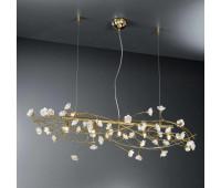 Подвесной светильник Kolarz 1307.85.3.R1W  Золотой (пр-во Австрия)