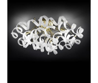 Потолочный светильник Metal Lux 205.380.02  Золото,белый (пр-во Италия)