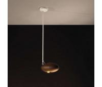 Потолочный светильник Venise  Facon de Venice (Light4) PEANUT PL 70 DOWN  Белый (пр-во Италия)