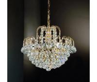 Подвесной светильник Masiero VE 822 3  Золотой (пр-во Италия)