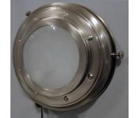 Настенно-потолочный светильник Favel 04761/N00PM  Никель (пр-во Италия)