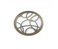 Настенно-потолочный светильник Contardi RECESSED ACAM.002920  Бронза (пр-во Италия)