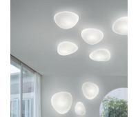 Настенно-потолочный светильник Vistosi NEOCHIC PP M  Хром (пр-во Италия)