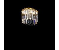 Встраиваемый светильник Faustig 01000.2-1  Золото (пр-во Германия)