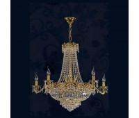 Люстра  Salvilamp 2994/5 gold blaсk asf  Золото (пр-во Испания)