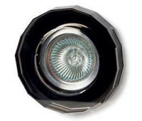 Точечный светильник  Voltolina(Classic Light) 458 fumé  Черный (пр-во Италия)