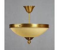 Потолочная люстра  Brizzi 02166/35 PL AB  Матовая бронза (пр-во Испания)