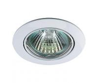 Встраиваемый поворотный светильник  Novotech 369100  Белый (пр-во Венгрия)