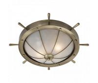 Светильник потолочный  Arte Lamp A5500PL-2AB  Бронза (пр-во Италия)