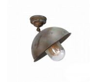Настенно-потолочный светильник  Moretti Luce 3245.T.AR  Состаренная омедненная латунь (пр-во Италия)
