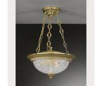 Подвесной светильник  Reccagni Angelo PL 6312/3  Французское золото (пр-во Италия)