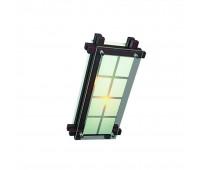 Настенно-потолочный светильник  Omnilux OML-40501-02  Темно-коричневый (пр-во Китай)