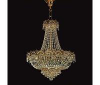 Люстра  Salvilamp 2994/41 gold white pat  Золото (пр-во Испания)