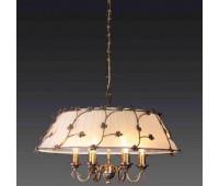 Подвесной светильник Paderno Luce L 3033/6.40  Бронза (пр-во Италия)