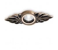 Точечный светильник Possoni DL7811 (008)    Античная бронза (пр-во Италия)
