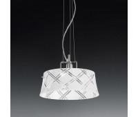 Подвесной светильник Metal Lux 196.130.64  Хром (пр-во Италия)