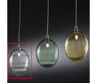 Подвесной светильник IDL 380/1S Transparent  Хром (пр-во Италия)