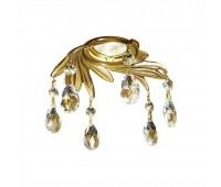 Точечный светильник Possoni DL7805-GO (006)    Французское золото (пр-во Италия)