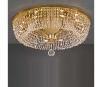Потолочный светильник Paderno Luce PL 2790/10.26  Золото (пр-во Италия)