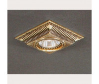 Точечный светильник Reccagni Angelo SPOT 1084 Bronzo  Бронза (пр-во Италия)