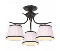 Потолочная люстра  Arte Lamp A5133PL-3BR  Коричневый (пр-во Италия)