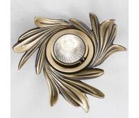 Точечный светильник Possoni DL7805 (008)    Античная бронза (пр-во Италия)