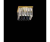 Встраиваемый светильник Faustig 01005.2-1  Золото (пр-во Германия)