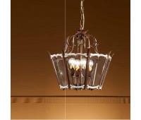 Подвесной светильник  Passeri  L. 8340/4 Dec. 038+ 040  Ржавчина, светлый (пр-во Италия)