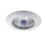 Встраиваемый неповоротный светильник Novotech  Novotech 369111  Белый (пр-во Венгрия)