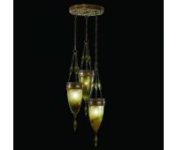 Подвесной светильник  Fine Art Lamps 608640-1ST  Состаренная бронза (пр-во США)