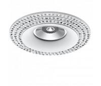 011976 Светильник MIRIADE MR16/HP16 БЕЛЫЙ (в комплекте) Lightstar 011976  Белый (пр-во Италия)